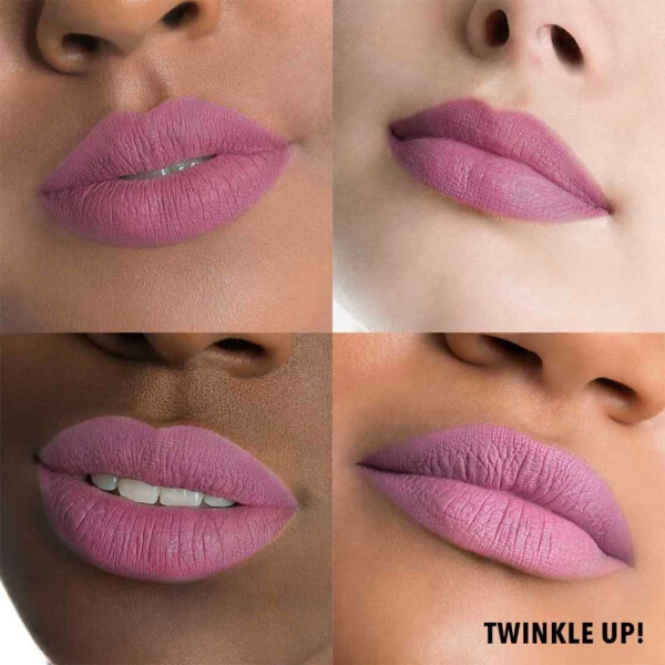 Twinkle Up Mosaic Lipshot