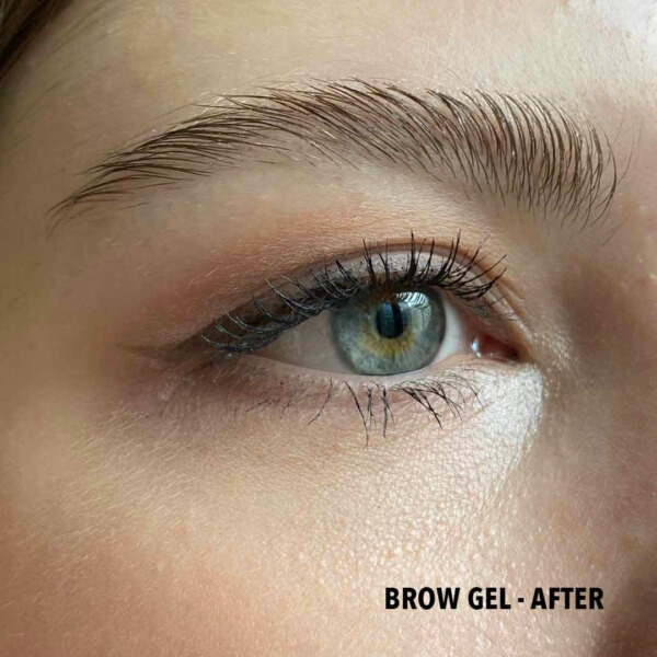 Brow Gel After 1