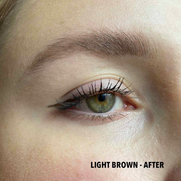 Light Brown After 2