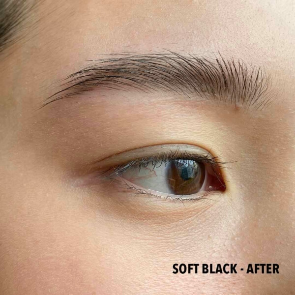 Soft Black After 1