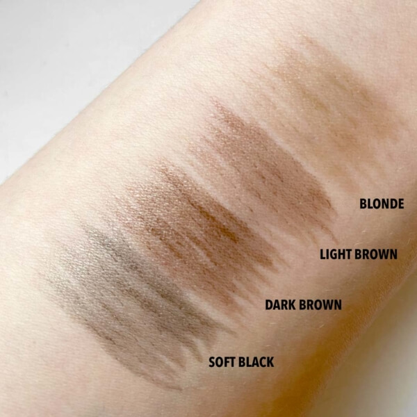 Browtattooliner Swatches