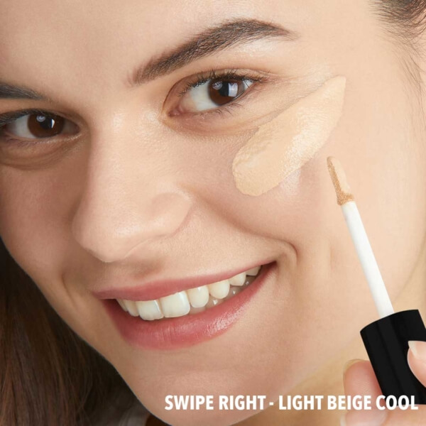 Swipe Right Light Beige Cool Swatch